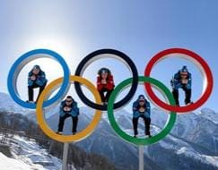 Photo : Olympic Winter Games: Spectacular snaps from Sochi