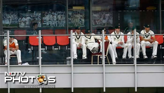 Ashes, 3rd Test: Soggy end to thrilling match