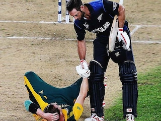 Brave South Africans in Tears After World Cup Exit
