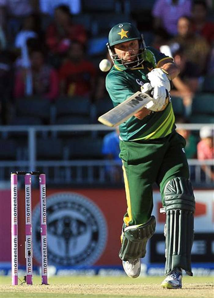 South Africa vs Pakistan, 3rd ODI