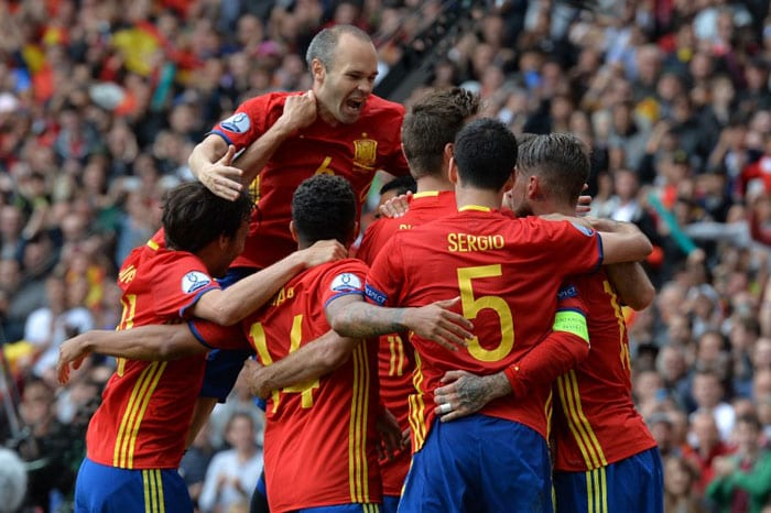 Euro 2016: Spain, Italy Get Campaign Off to Bright Start