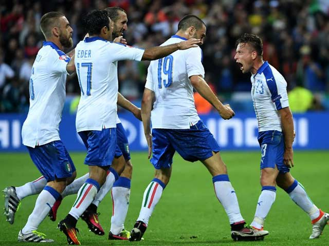 Photo : Euro 2016: Spain, Italy Get Campaign Off to Bright Start