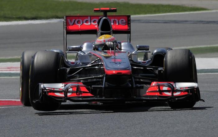 Webber pips Vettel for pole at Spanish GP
