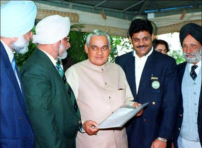 Sportspersons who have turned into politicians