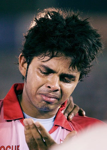 Sreesanth: The Controversy King