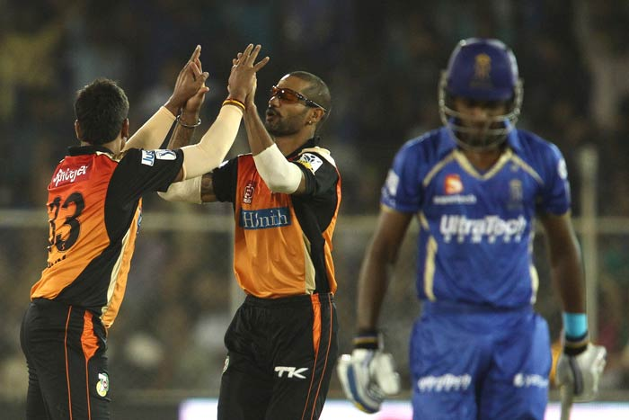 IPL 7: Bhuvneshwar Kumar Stars in Sunrisers Hyderabad