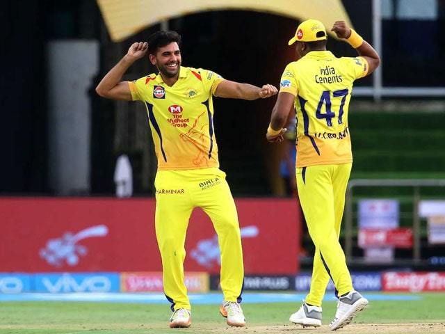 IPL 2018: Chennai Super Kings Beat SunRisers Hyderabad By Four Runs