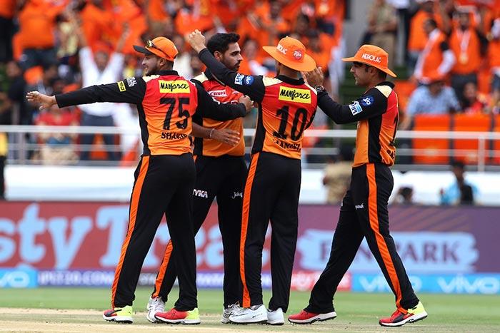 IPL 2018: Chennai Super Kings Beat SunRisers Hyderabad By Four Runs