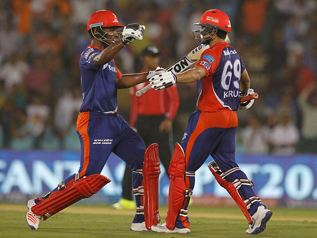 IPL: Karun Nair Fifty Helps DD Beat SRH, Keep Playoffs Hope Alive
