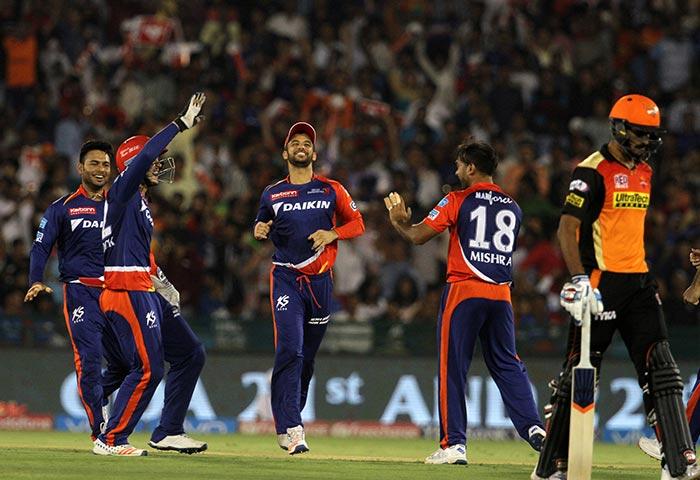 IPL: Karun Nair Fifty Helps DD Beat SRH, Keep Playoffs Hope Alive