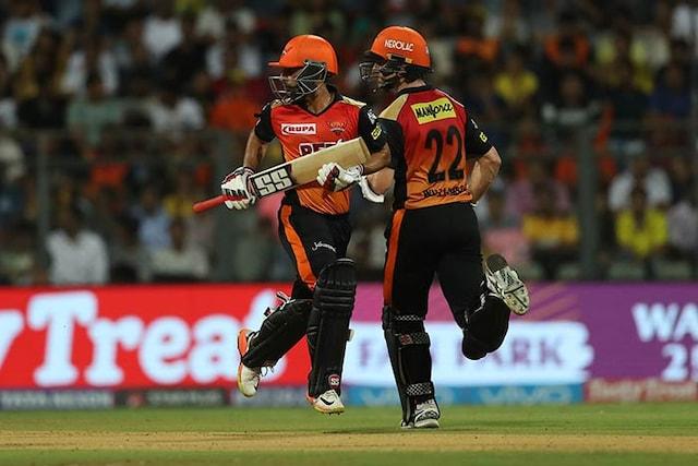 IPL 2018, Qualifier 1: Faf du Plessis Stars As Chennai Beat SunRisers Hyderabad To Enter Final