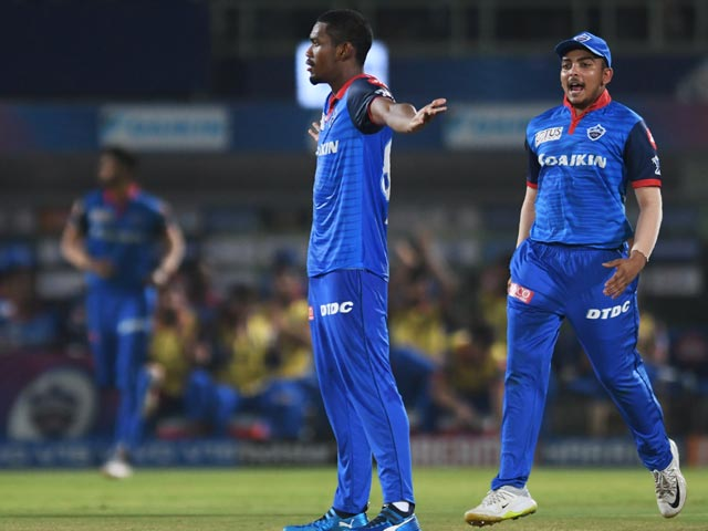 Delhi Capitals Clinch Last Over Thriller To Eliminate SunRisers Hyderabad