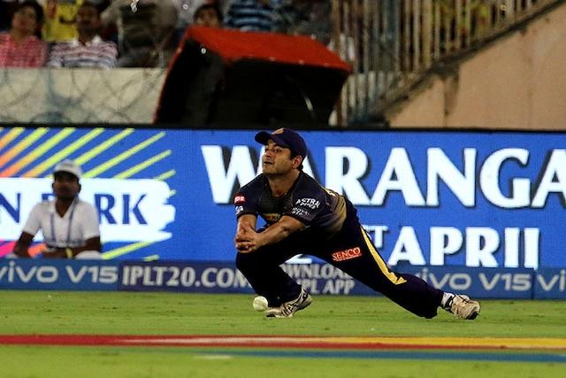 SunRisers Hyderabad Thrash Kolkata Knight Riders By 9 Wickets