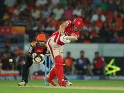 Photo : IPL 2015: Warner Trumps Miller in Battle of Davids, SRH Seal Tense Win