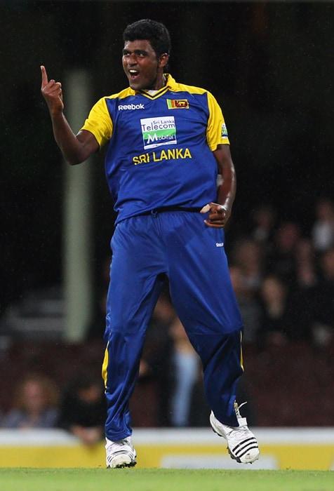Sri Lanka 2011 World Cup Squad