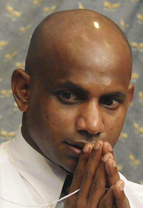 Sri Lankan team leaves for the Caribbean