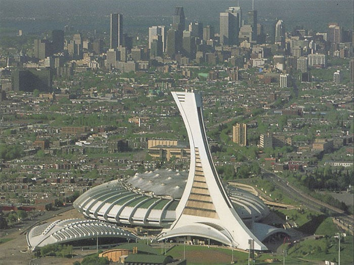 Stunning sports stadiums