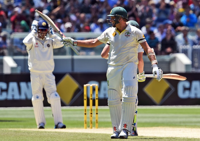 3rd Test: Vijay, Pujara Fight Hard After Steve Smith