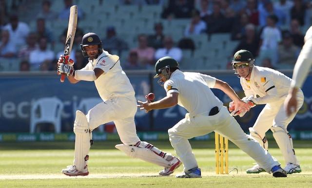 3rd Test: Vijay, Pujara Fight Hard After Steve Smiths 192