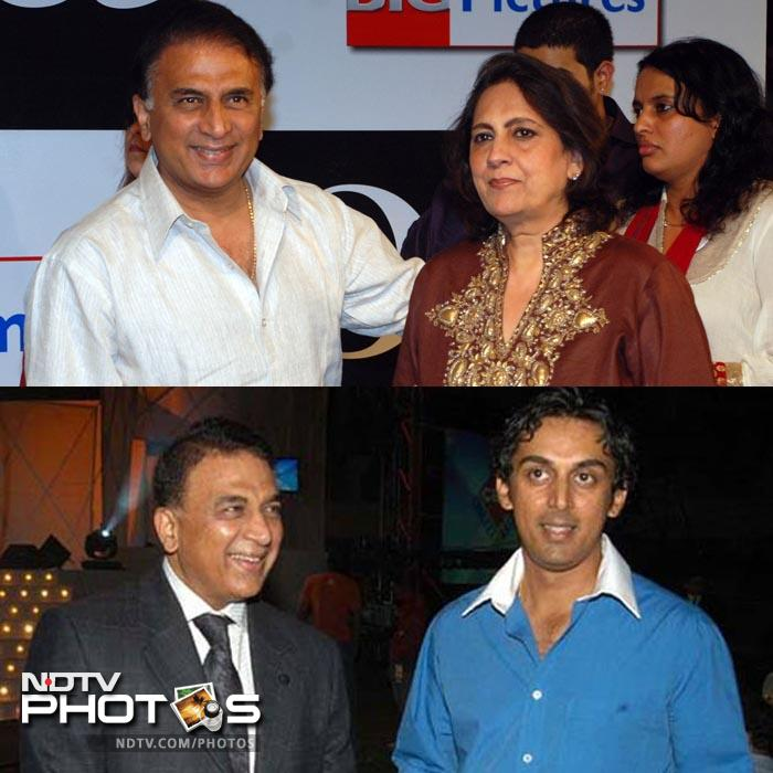 Sunil Gavaskar: Sparkling cricketing life in pictures