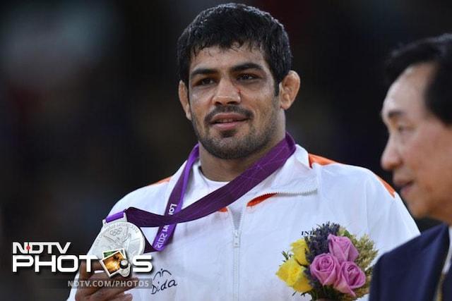 Glory For Sushil Kumar at London Olympics 2012
