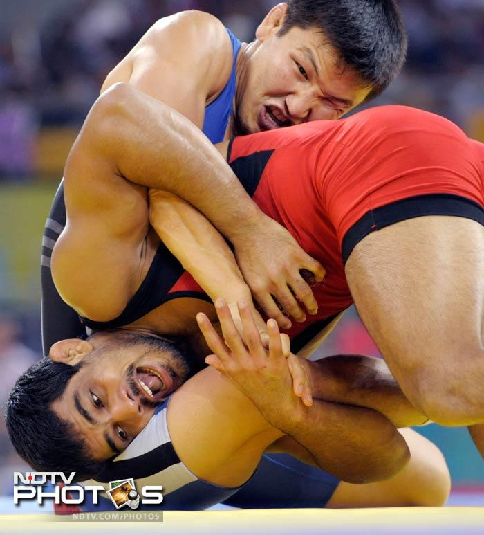 Glory For Sushil Kumar at London Olympics 2012