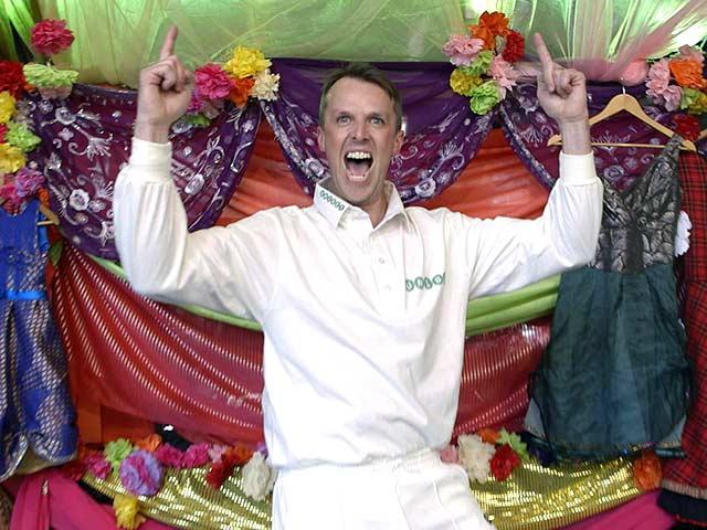 Graeme Swann Flying High on Indian Premier League