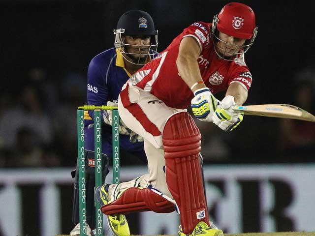 CLT20: David Miller Stars in Kings XI Punjab