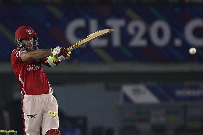 CLT20: Glenn Maxwell, Thisara Perera Star in Kings XI Punjabs Opening Win