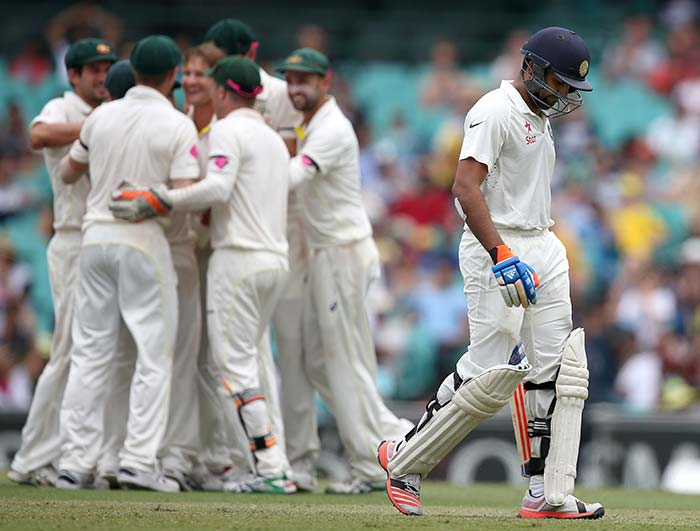 4th Test: In Record Chase, India Manage Narrow Draw vs Australia