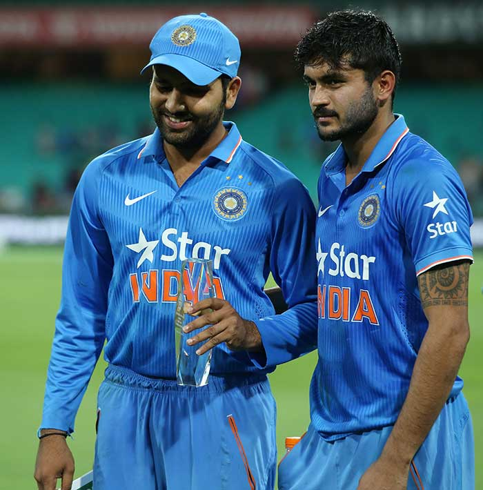 5th ODI: Manish Pandey
