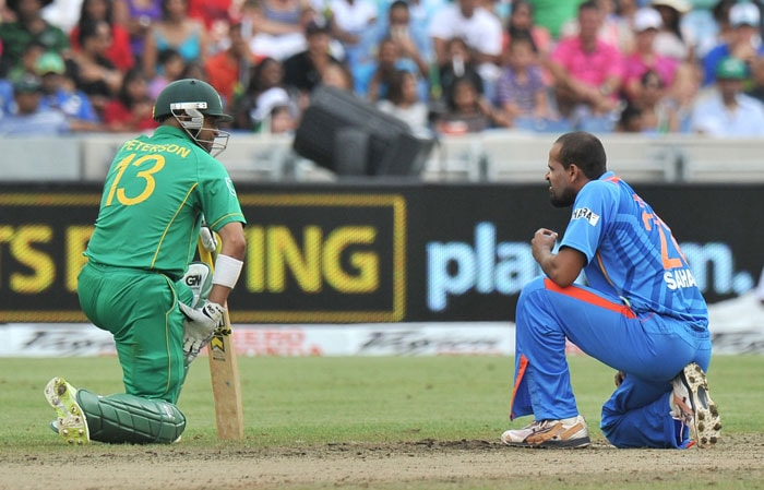 T20: India vs South Africa