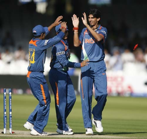 India vs NZ warm-up match