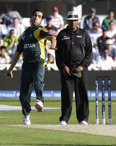 Pak vs SA warm-up match