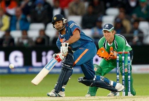 WT20: IND vs IRE