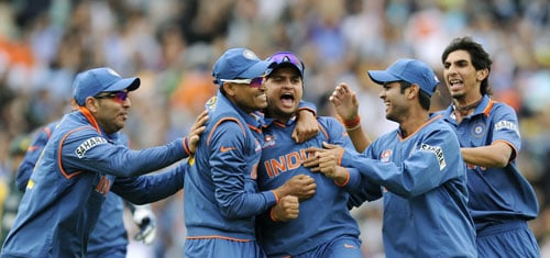 World weary India poised for title defence