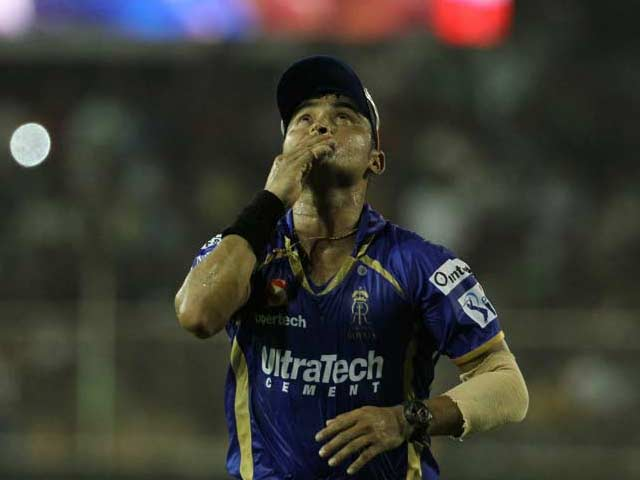 Tambe becomes seventh with an IPL hat-trick