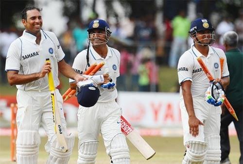 Team India's Lankan Report Card