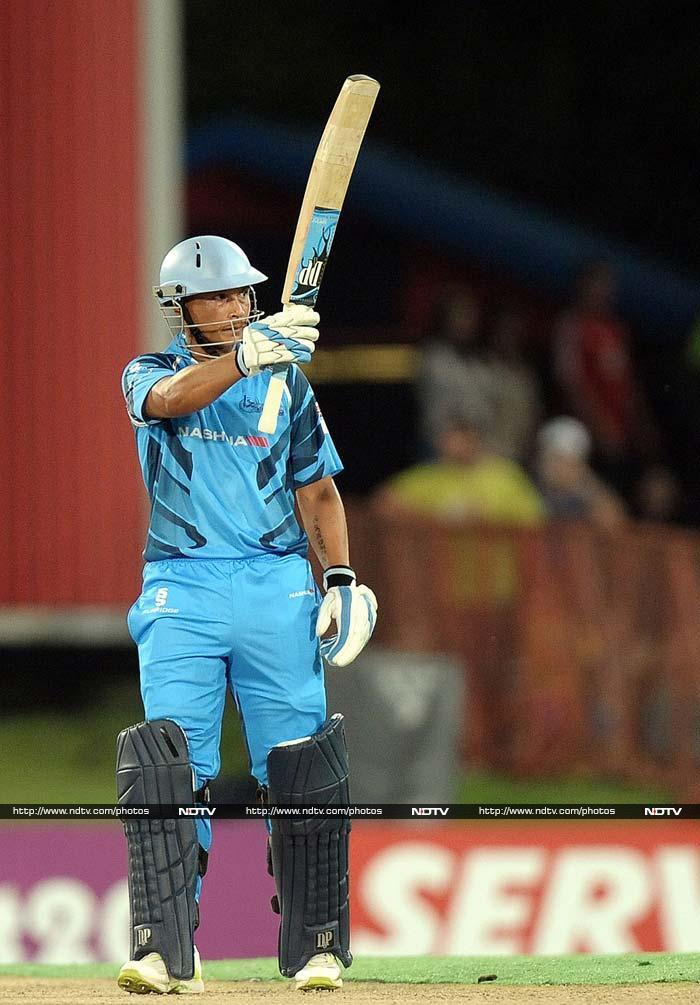 CLT20: The Top 5 batsmen of 2012