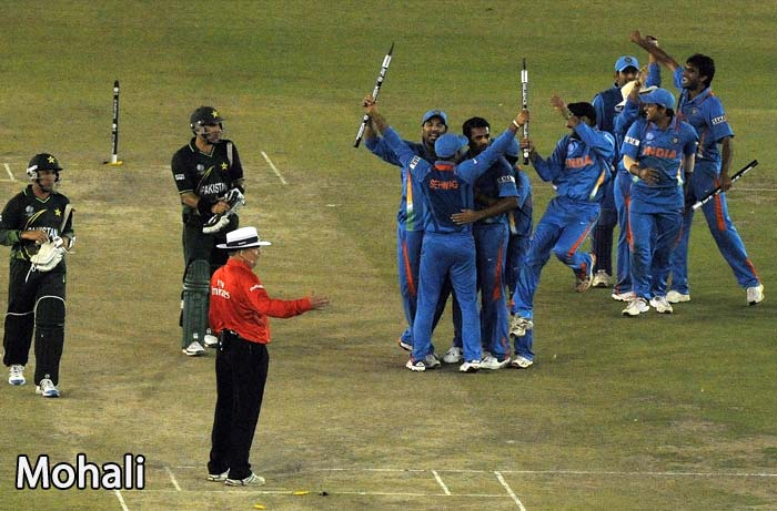 The Day Belonged to Cricket