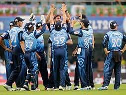 CLT20: Titans humble Sunrisers Hyderabad at Ranchi