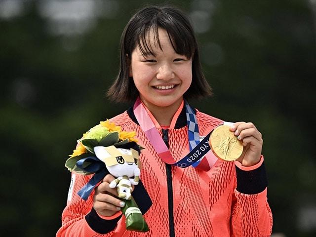 Photo : Tokyo Olympics: Teenagers Rule The Roost In Women's Skateboarding
