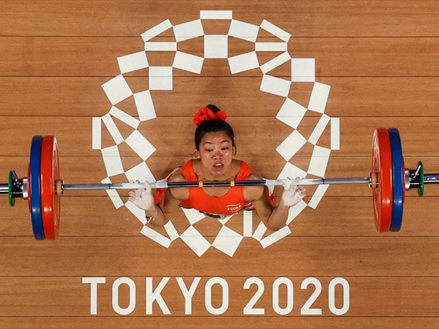 Photo : Olympics: Pics You Don't Want To Miss From The Tokyo Games So Far