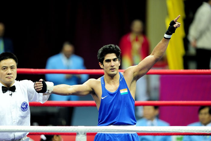 Commonwealth Games 2014: Top 10 Indians to Watch out for