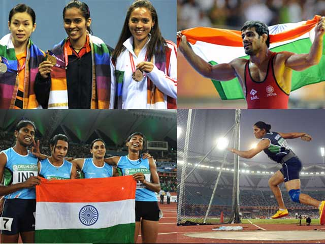 Photo : Commonwealth Games 2014: Top 10 Indians to Watch out for