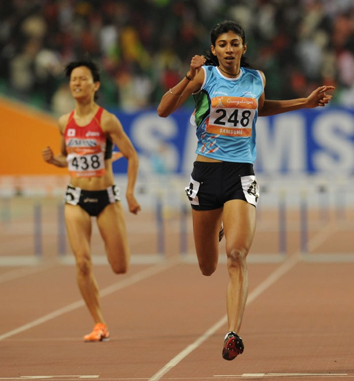 Indian athletes in doping scandal