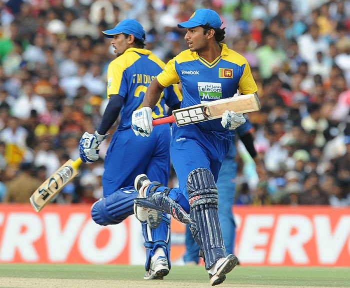 Tri-series final: India vs SL