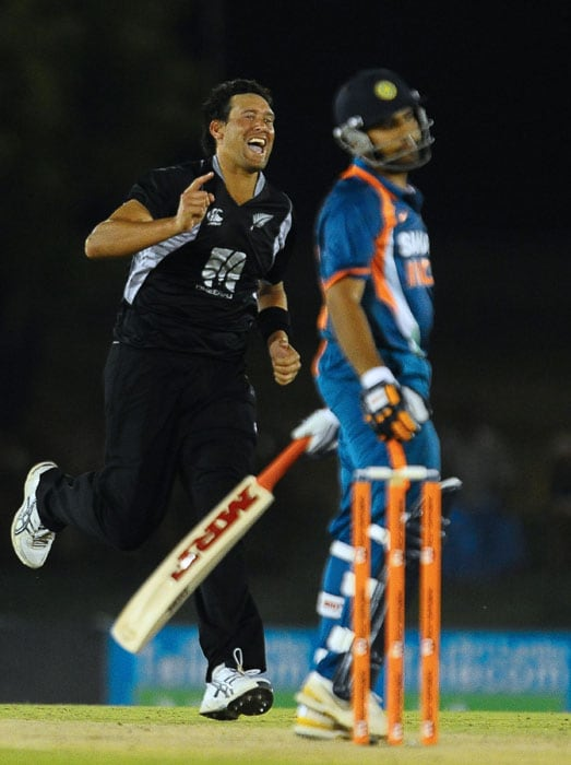 1st ODI: India vs New Zealand