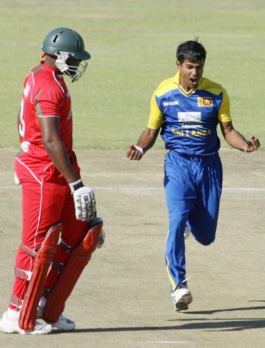 Final: SL vs Zim