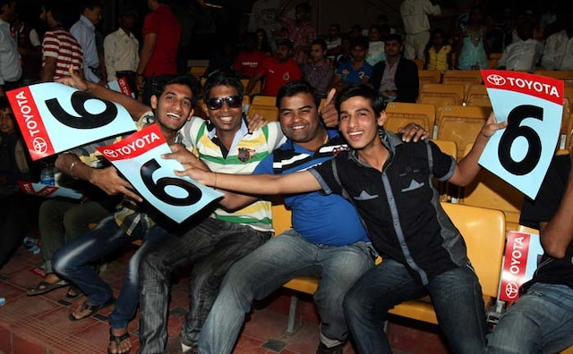 TUCC: Bengaluru fans and their passionate love for cricket
